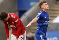 Kết quả bóng đá Anh hôm nay 22/3: Leicester City vs MU