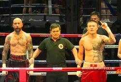 Trương Đình Hoàng thắng nghẹt thở Mathew Cook Donald tại Celebrity Fights: Chef Edition