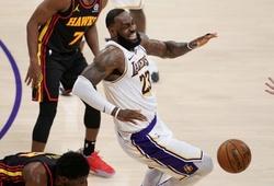 Tại sao chấn thương mắt cá của LeBron James nặng hơn bình thường?