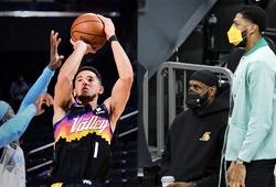 LeBron James tiếp sức trên ghế dự bị, LA Lakers vẫn không thể tạo bất ngờ trước Phoenix Suns