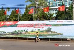 Pleiku rộn ràng đón hơn 4500 VĐV dự Tiền Phong Marathon 2021