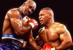 Mike Tyson từ chối đề nghị 25 triệu đô từ Evander Holyfield: Không có trận đấu thứ 3?