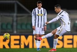 Cristiano Ronaldo đá phạt tại Juventus tệ như thế nào?