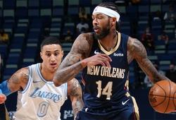 Brandon Ingram đạt season-high, Pelicans lần đầu thắng LA Lakers sau vụ trade Anthony Davis