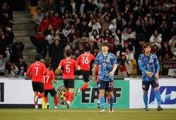Kết quả Nhật Bản vs Hàn Quốc, giao hữu quốc tế 2021