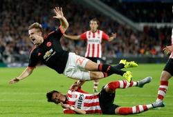 Luke Shaw vượt qua chấn thương gãy chân kinh hoàng ra sao?