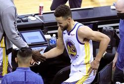 HLV Steve Kerr đưa ra cập nhật mới nhất về tình hình chấn thương của Stephen Curry