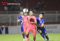 Kết quả Bình Dương vs Sài Gòn, video vòng 5 V.League 2021