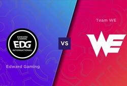 Kết quả LPL Mùa Xuân 2021 hôm nay 24/3: WE vs EDG - Bất lực