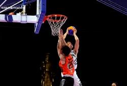 Lịch thi đấu chi tiết sự kiện bóng rổ 3x3 Hồ Gươm 2021