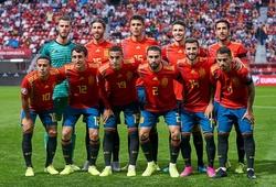 Đội hình tuyển Tây Ban Nha 2021: Danh sách, số áo cầu thủ dự EURO 2020