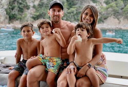 Messi tiêu khoản lương 138 triệu euro một năm như thế nào?