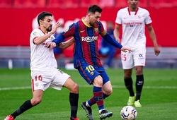 Messi tiếp tục áp đảo về khả năng rê bóng qua người tại La Liga