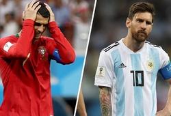 Casillas gây bất ngờ khi chọn cầu thủ vĩ đại hơn Messi và Ronaldo