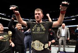 Stipe Miocic: Người hùng ngoài đời thực của hạng nặng UFC