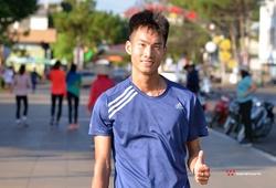 """""""Chàng trai chạy marathon nhanh nhất Việt Nam"""" mơ tranh tài ở SEA Games 31"""