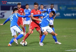 Kết quả Hải Phòng vs Than Quảng Ninh, video V.League 2021