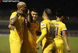 Kết quả SLNA vs Viettel, video V.League 2021