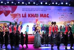 Lễ hội cồng chiêng Tây Nguyên khai màn Tiền Phong Marathon 2021 ở Gia Lai
