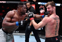 UFC 260: Francis Ngannou knockout Stipe Miocic hiệp 2, hạng nặng đón tân vương