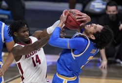 Johnny Juzang nguội tay nhưng UCLA vẫn xuất sắc đánh bại Alabama trong hiệp phụ nghẹt thở