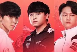 LMHT: Chovy, Showmaker và Pyosik cùng nhận giải tuyển thủ xuất sắc nhất LCK Mùa Xuan 2021