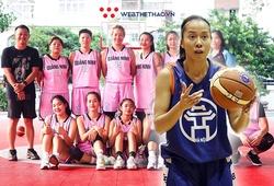 Cựu tuyển thủ bóng rổ nữ Lê Vân chính thức tái xuất giải VĐQG 2021 cùng đội bóng mới