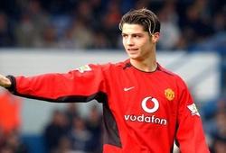 Đồng đội cũ kể chuyện Ronaldo bị đàn anh ở MU bắt nạt