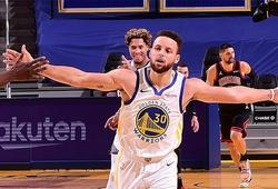 Stephen Curry tái xuất, lập tức toả sáng giúp Warriors ngắt chuỗi thất bại