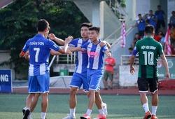 Tuấn Sơn chuẩn bị Hanoi Serie A: Quyết tâm phất cờ, như ngọn cờ tung bay trên đỉnh Lũng Cú