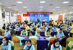 Trần Tuấn Minh và Thảo Nguyên lập cú đúp giải cờ vua VĐQG 2021