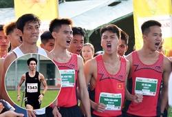 """Nhà vô địch marathon chạy 1500m nhanh hơn HCV SEA Games của """"tượng đài"""" Dương Văn Thái"""