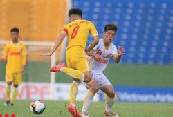 Lịch thi đấu U19 Quốc gia Việt Nam 2021: Bán kết SLNA vs Nutifood