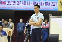 """HLV Trần Văn Giáp: Người đưa bóng chuyền nữ Thái Bình """"vươn tầm"""""""