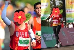 Lật tẩy chiêu thức gian lận để nhận giải lứa tuổi của 2 VĐV dự Tiền Phong Marathon 2021