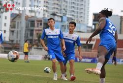 Bị nợ 8 tháng lương, cầu thủ Quảng Ninh không tập luyện