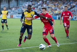Link xem trực tiếp Central Coast Mariners vs Adelaide United, bóng đá Úc hôm nay 1/4