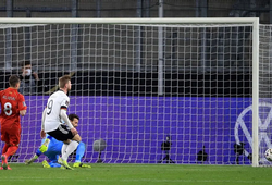 Cận cảnh pha bỏ lỡ khó tin của Werner khiến Đức thua sốc