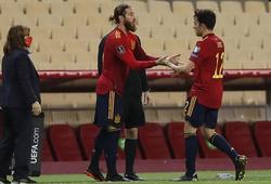 Ramos áp sát kỷ lục khoác áo đội tuyển với quyết định khó hiểu