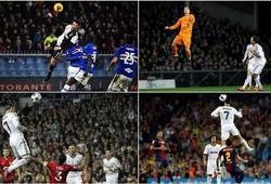 Những cú bật nhảy siêu phàm nhất sự nghiệp của Ronaldo