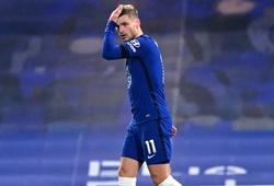 """Timo Werner tiếp nối """"lời nguyền"""" tiền đạo ở Chelsea"""