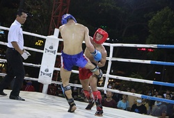 """Cúp Kickboxing toàn quốc 2021: TP Hồ Chí Minh trở lại ngôi đầu, """"bộ tứ"""" SEA Games tỏa sáng"""