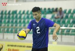 Nguyễn Văn Quốc Duy – Tân binh chất lượng của bóng chuyền nam Thể Công
