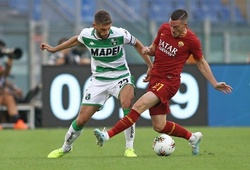 Nhận định Sassuolo vs AS Roma, 20h00 ngày 03/04, VĐQG Italia