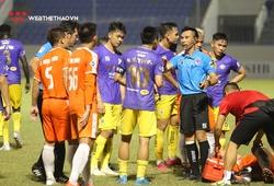 HLV Lê Huỳnh Đức: Cầu thủ Hà Nội không nên đá xấu