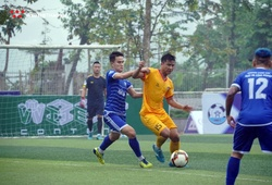 Vòng 1 Hanoi Serie A: EOC, Tuấn Sơn ngã ngựa, DTS trọn niềm vui