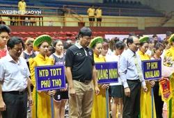 Giải Bóng rổ VĐQG 2021 khai mạc trong niềm tiếc thương HLV Võ Quang Khanh
