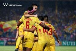 Kết quả Nam Định vs SLNA, video vòng 7 V.League 2021
