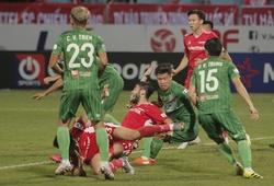 """Thay """"tướng"""", Sài Gòn FC vẫn thua tan nát trước Viettel"""