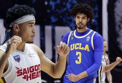 Christian Juzang bất ngờ về Mỹ để ủng hộ em trai, tiếc nuối nhìn Johnny và UCLA bị loại cay đắng